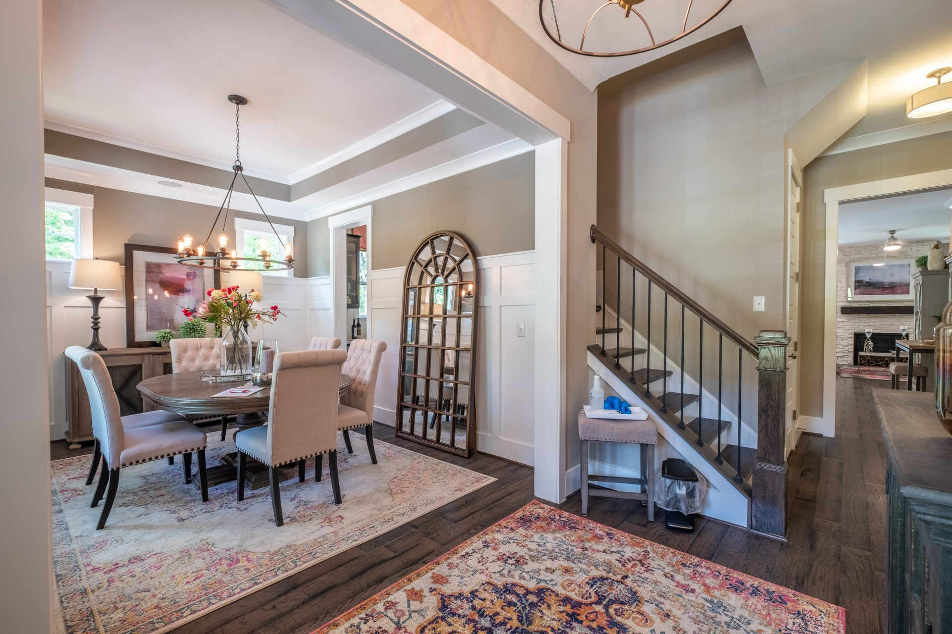 Living Area featured in the Mason By HHHunt Homes LLC in Raleigh-Durham-Chapel Hill, NC