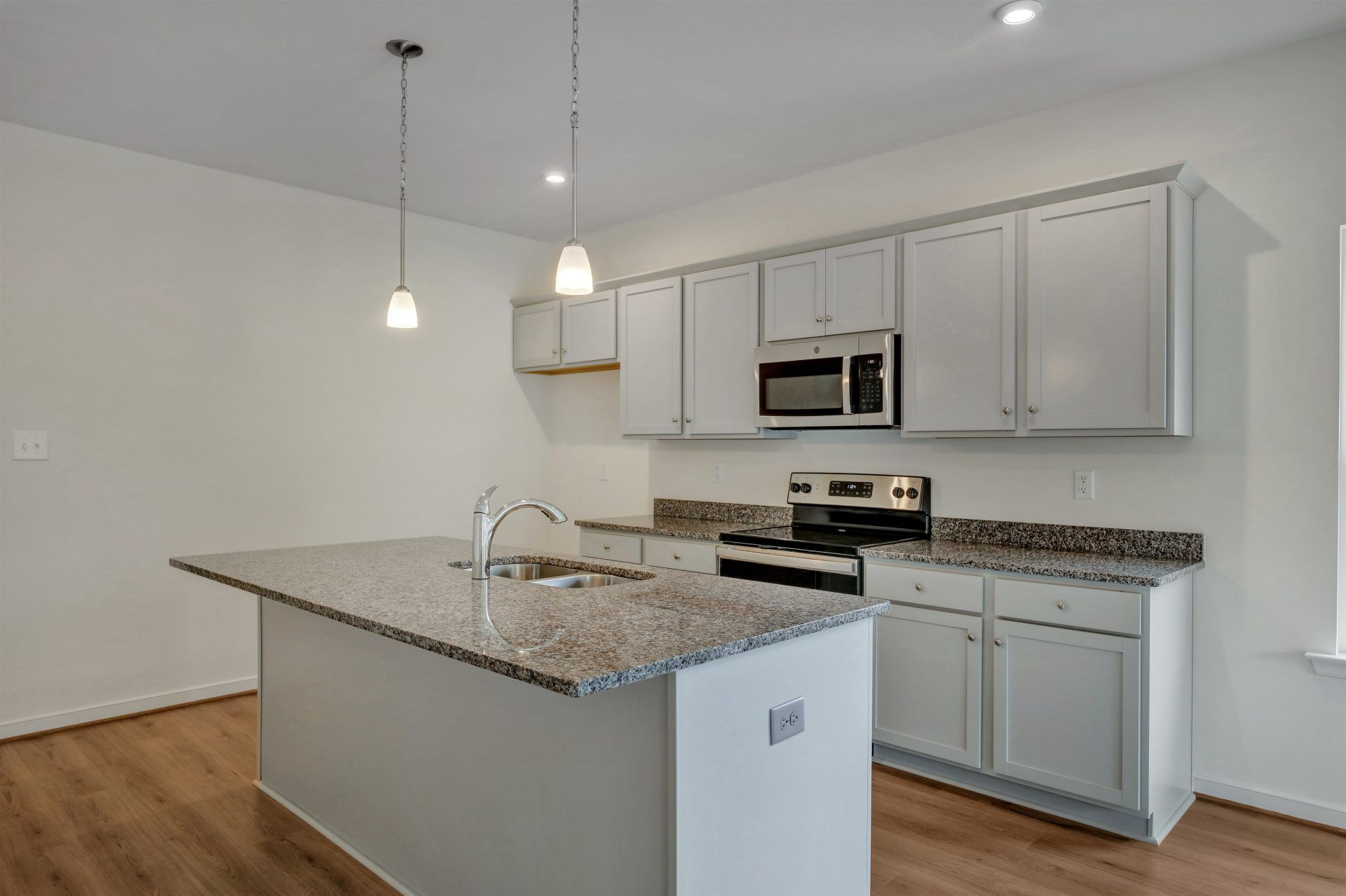 Kitchen featured in the Harlow By HHHunt Homes LLC in Richmond-Petersburg, VA