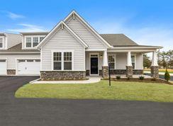 Fieldcrest - Sandler Station: North Chesterfield, Virginia - HHHunt Homes LLC