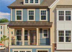 Carmichael - Quarterpath at Williamsburg Townes: Williamsburg, Virginia - HHHunt Homes LLC