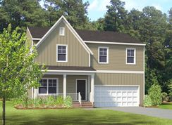 Edison - Dayton Woods: Raleigh, North Carolina - HHHunt Homes LLC