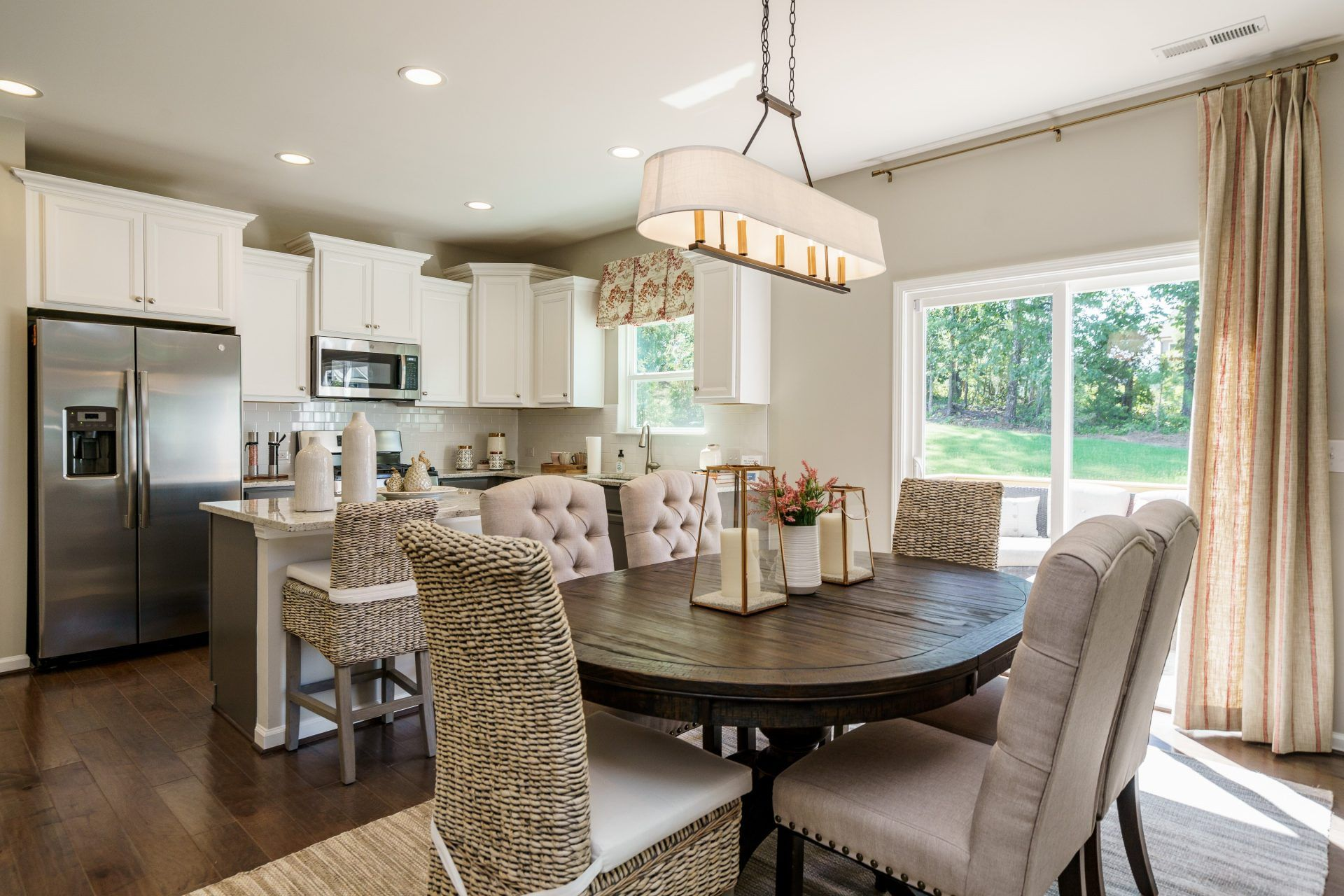 Kitchen featured in the Edison By HHHunt Homes LLC in Raleigh-Durham-Chapel Hill, NC