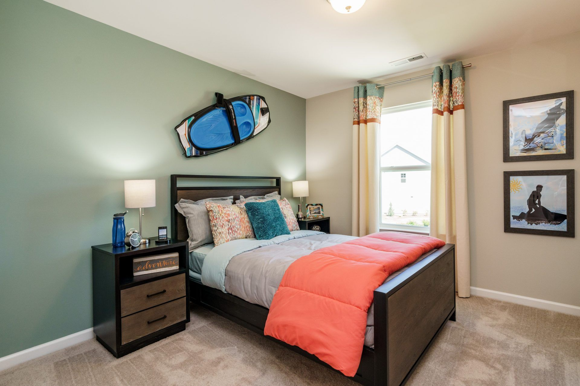 Bedroom featured in the Edison By HHHunt Homes LLC in Raleigh-Durham-Chapel Hill, NC