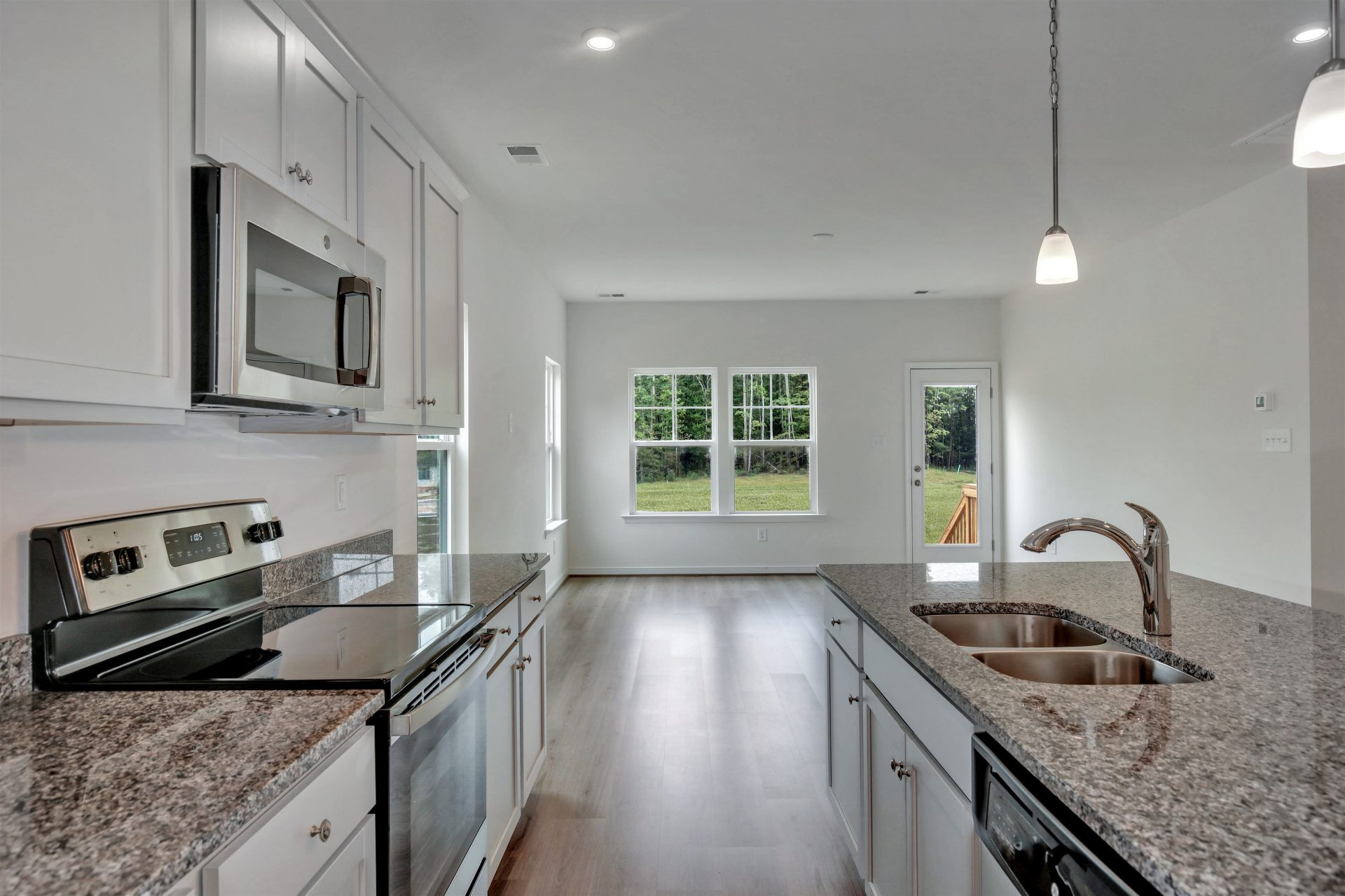 Kitchen featured in the Quinn By HHHunt Homes LLC in Raleigh-Durham-Chapel Hill, NC