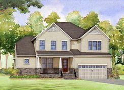 Galloway - The Reserve at Wackena: Cary, North Carolina - HHHunt Homes LLC