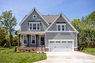 Chatham - FoxCreek Homestead: Moseley, Virginia - HHHunt Homes