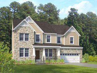Caldwell - FoxCreek Homestead: Moseley, Virginia - HHHunt Homes LLC