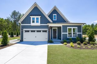 Oasis - Enclave at Leesville: Durham, North Carolina - HHHunt Homes