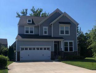 Morgan - Giles - The Cove: Mechanicsville, Virginia - HHHunt Homes LLC