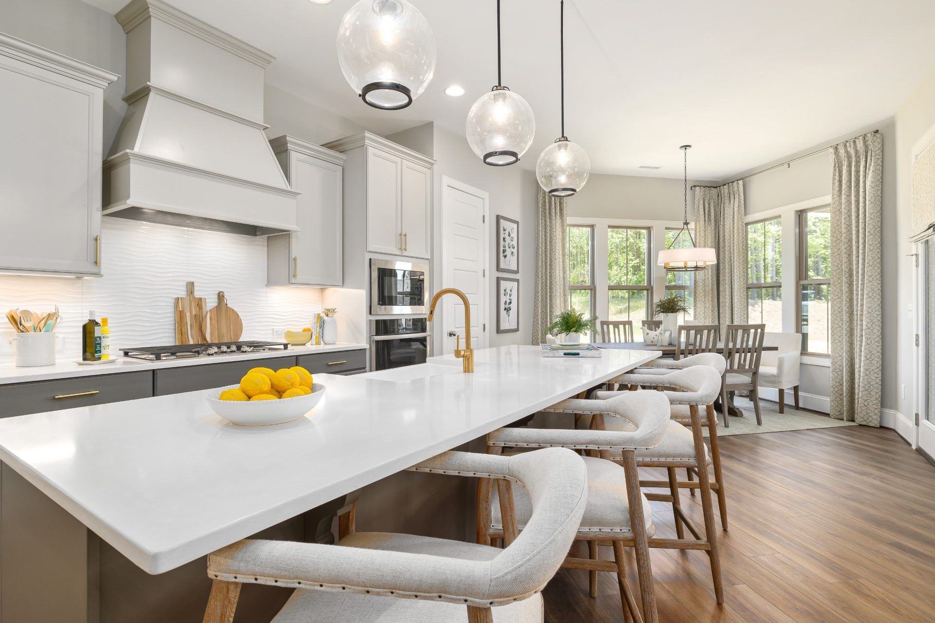 Kitchen featured in the Oasis By HHHunt Homes LLC in Raleigh-Durham-Chapel Hill, NC