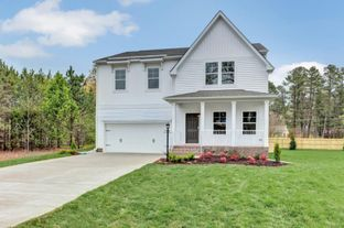 King - Dayton Woods: Raleigh, North Carolina - HHHunt Homes LLC