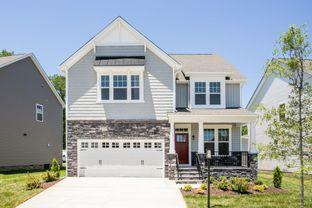 Jarvis - Rutland Grove: Mechanicsville, Virginia - HHHunt Homes