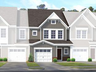Davenport - Watermark Townhomes: Richmond, Virginia - HHHunt Homes