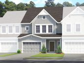 Giles - Townhomes by HHHunt Homes LLC in Richmond-Petersburg Virginia