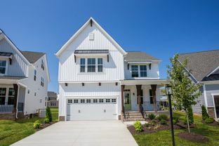 Jarvis - Magnolia Green Single Family: Moseley, Virginia - HHHunt Homes LLC