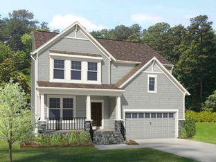 Franklin - Giles - The Cove: Mechanicsville, Virginia - HHHunt Homes