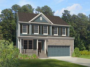 Glenwood - Giles - The Cove: Mechanicsville, Virginia - HHHunt Homes