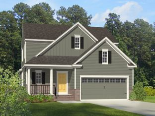 Taylor - Giles - The Cove: Mechanicsville, Virginia - HHHunt Homes