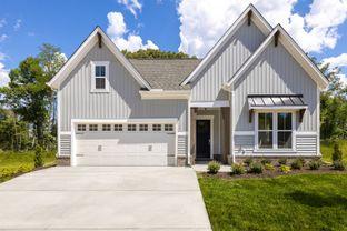 Preserve - Enclave at Leesville: Durham, North Carolina - HHHunt Homes