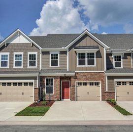 Belmont - Maidstone Village Townhomes: New Kent, Virginia - HHHunt Homes
