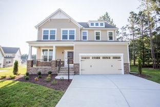 Chatham - Giles - The Cove: Mechanicsville, Virginia - HHHunt Homes