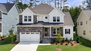 Galloway - Banks Pointe: Raleigh, North Carolina - HHHunt Homes