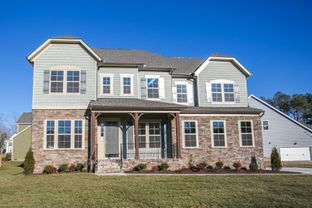 Caldwell - Taylor Farm: Mechanicsville, Virginia - HHHunt Homes
