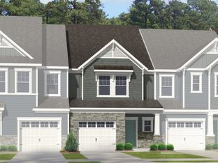 Waverly - Magnolia Green Townhomes: Moseley, Virginia - HHHunt Homes