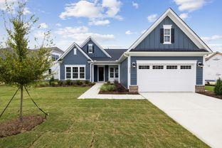 Refuge - Enclave at Leesville: Durham, North Carolina - HHHunt Homes