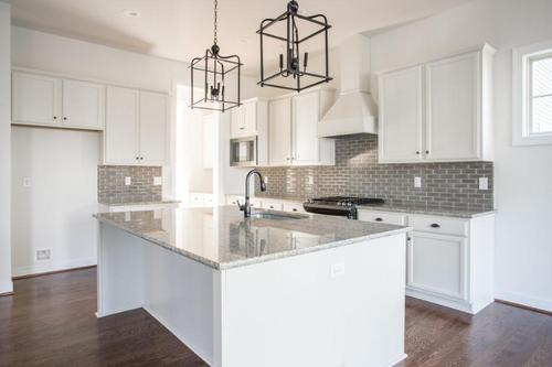 Kitchen-in-Caldwell-at-NewMarket at RounTrey-in-Midlothian