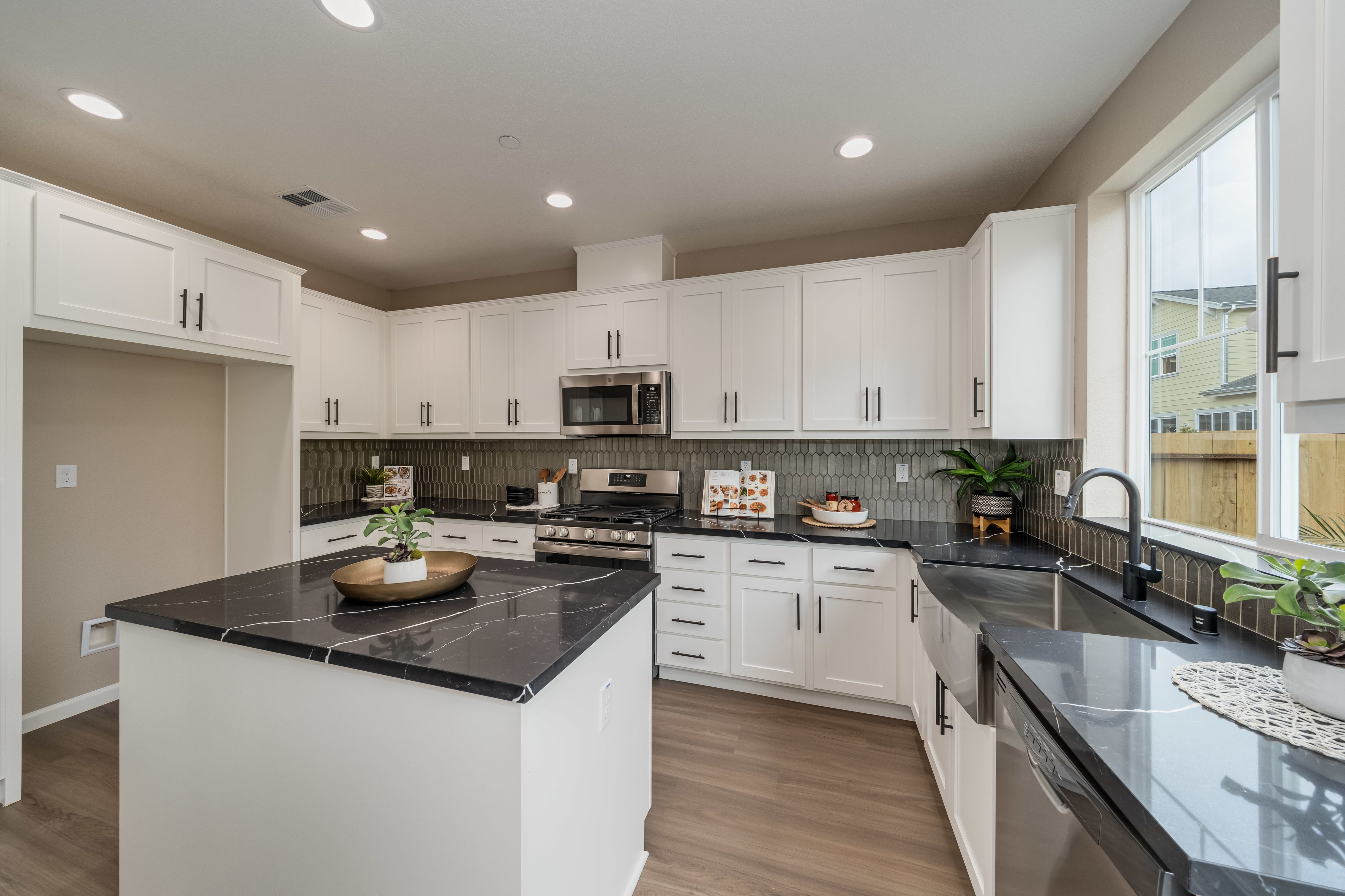 Kitchen featured in the Plan 1A By The Gardens in Santa Rosa, CA