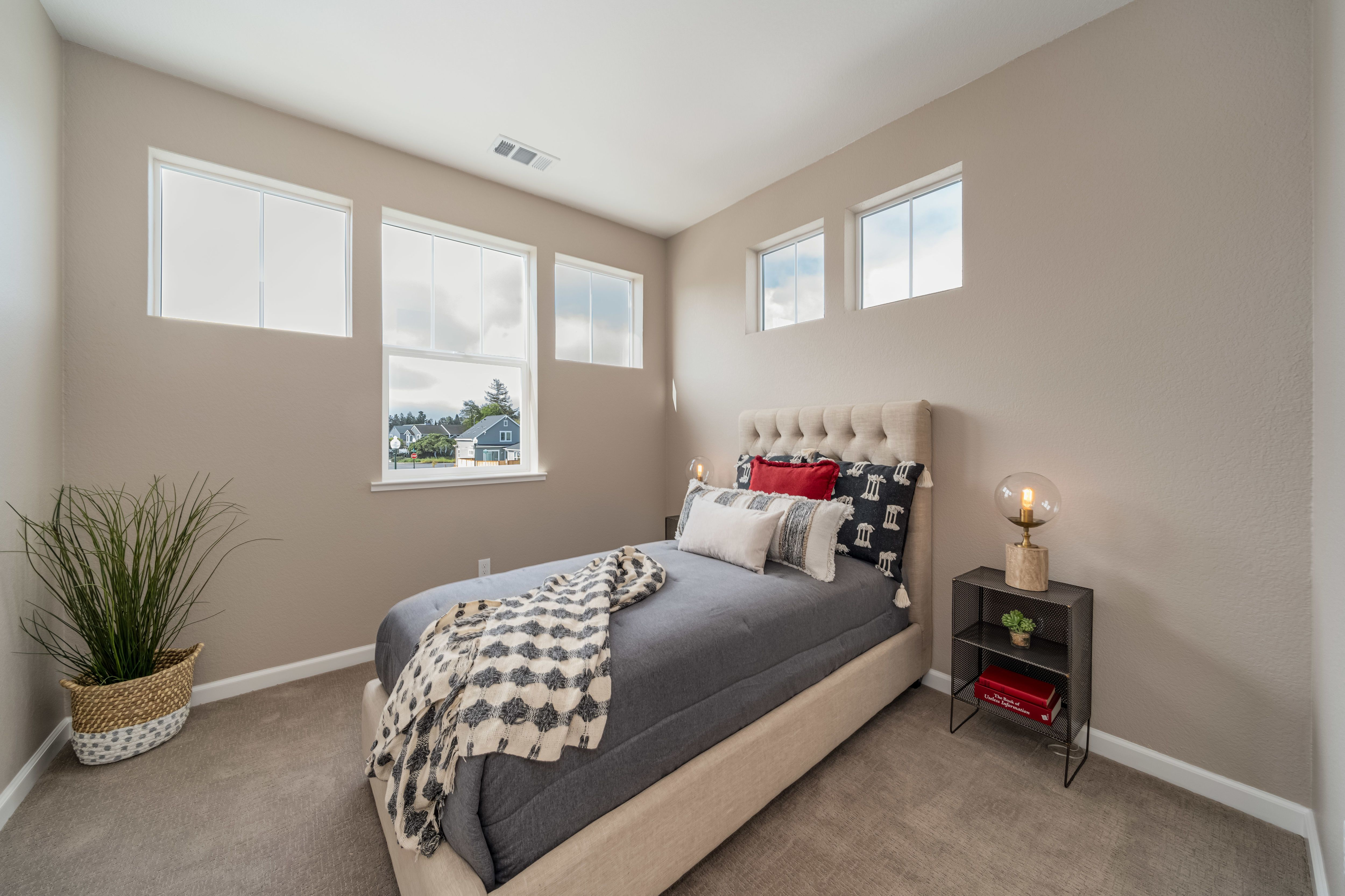 Bedroom featured in the Plan 1A By The Gardens in Santa Rosa, CA