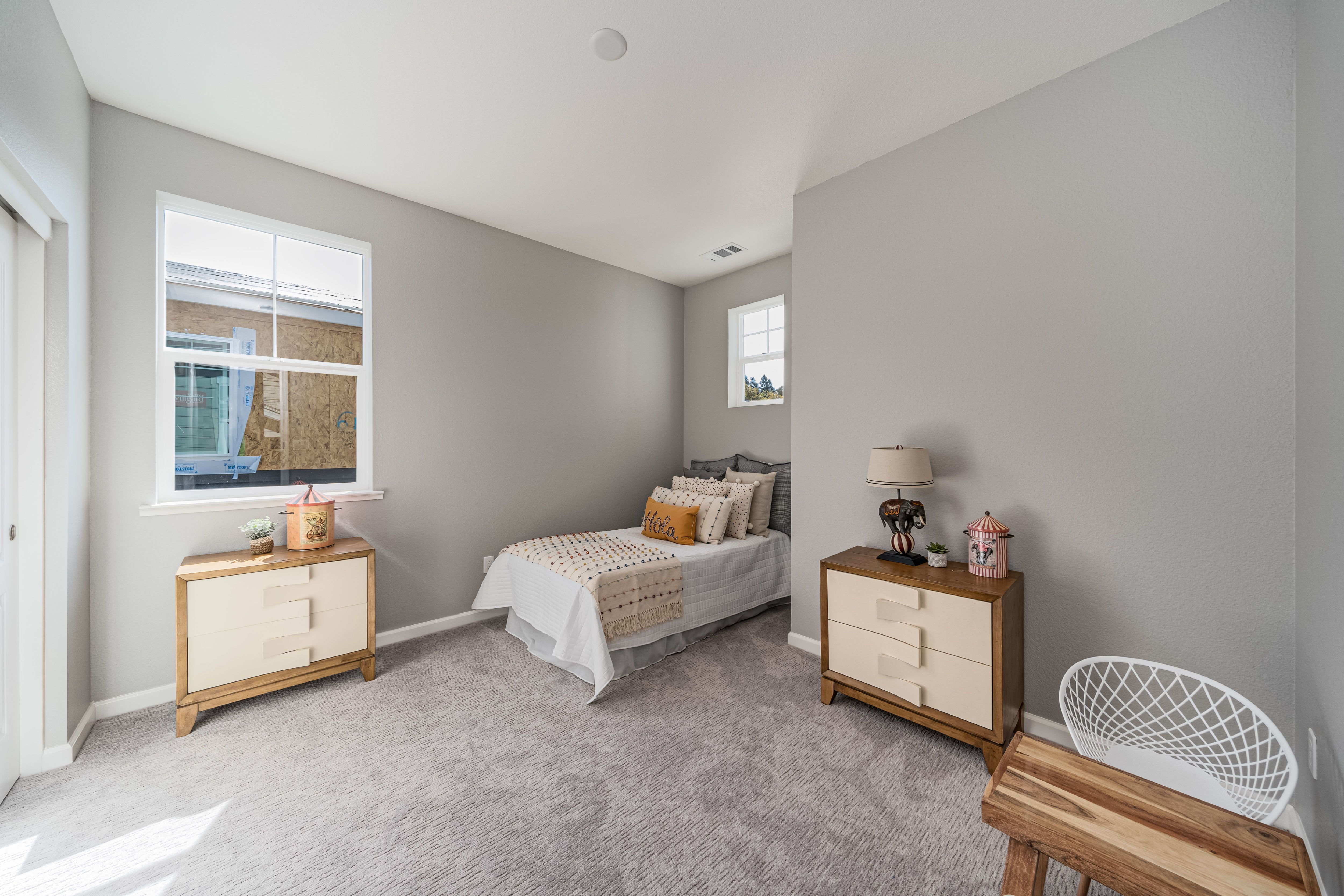 Bedroom featured in the Plan 3C By W Marketing in Santa Rosa, CA