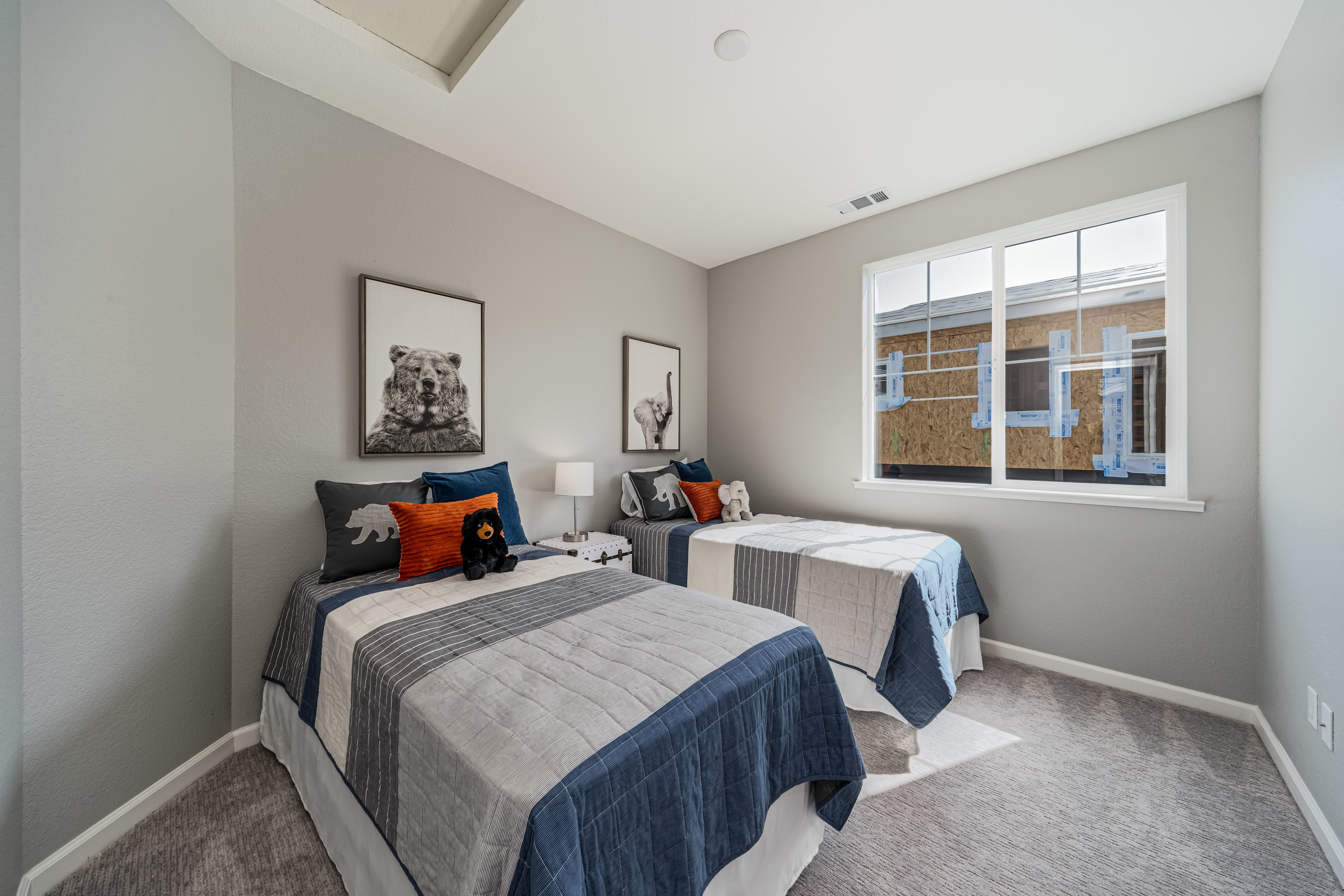 Bedroom featured in the Plan 3C By The Gardens in Santa Rosa, CA