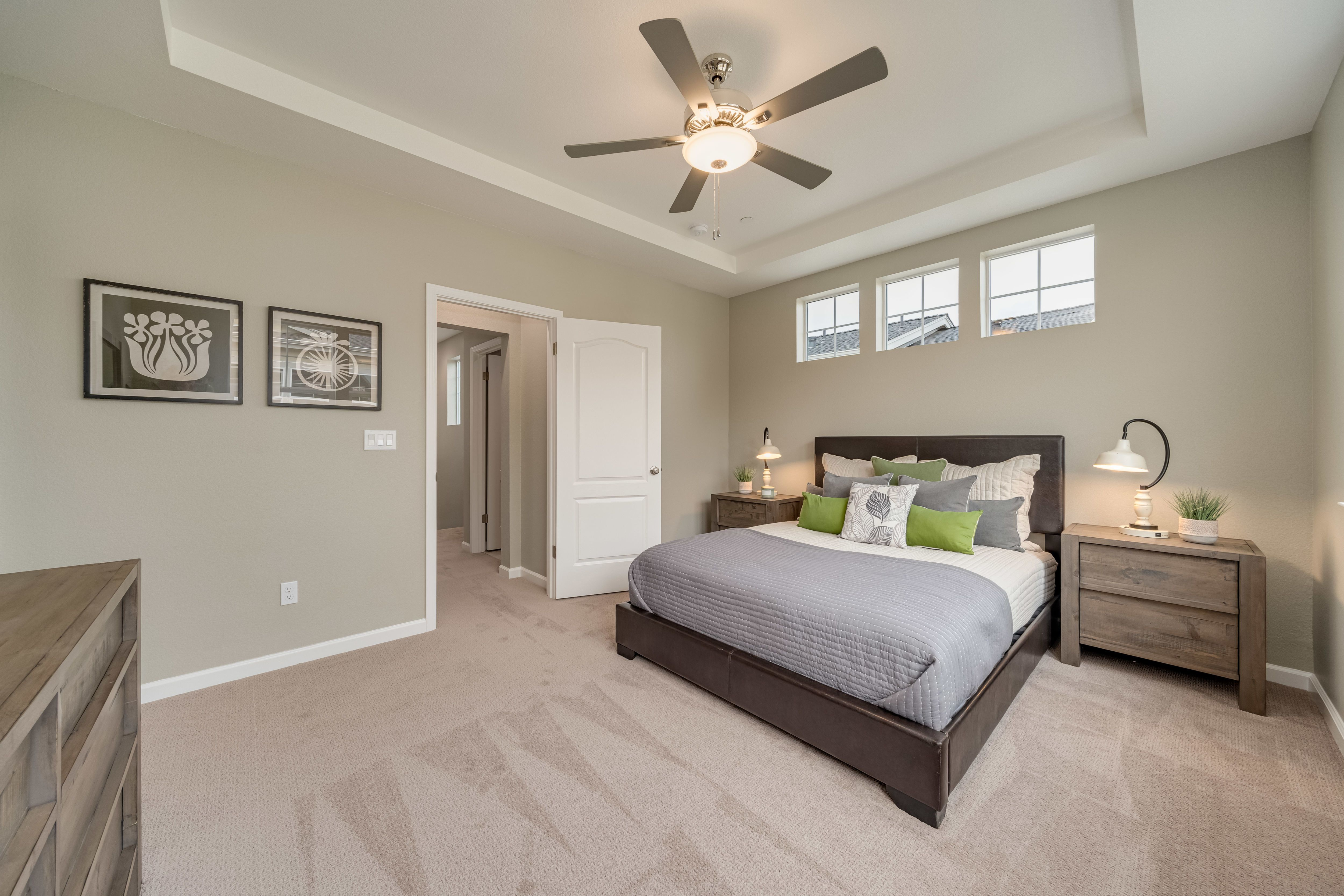 Bedroom featured in the Plan 5E By W Marketing in Santa Rosa, CA