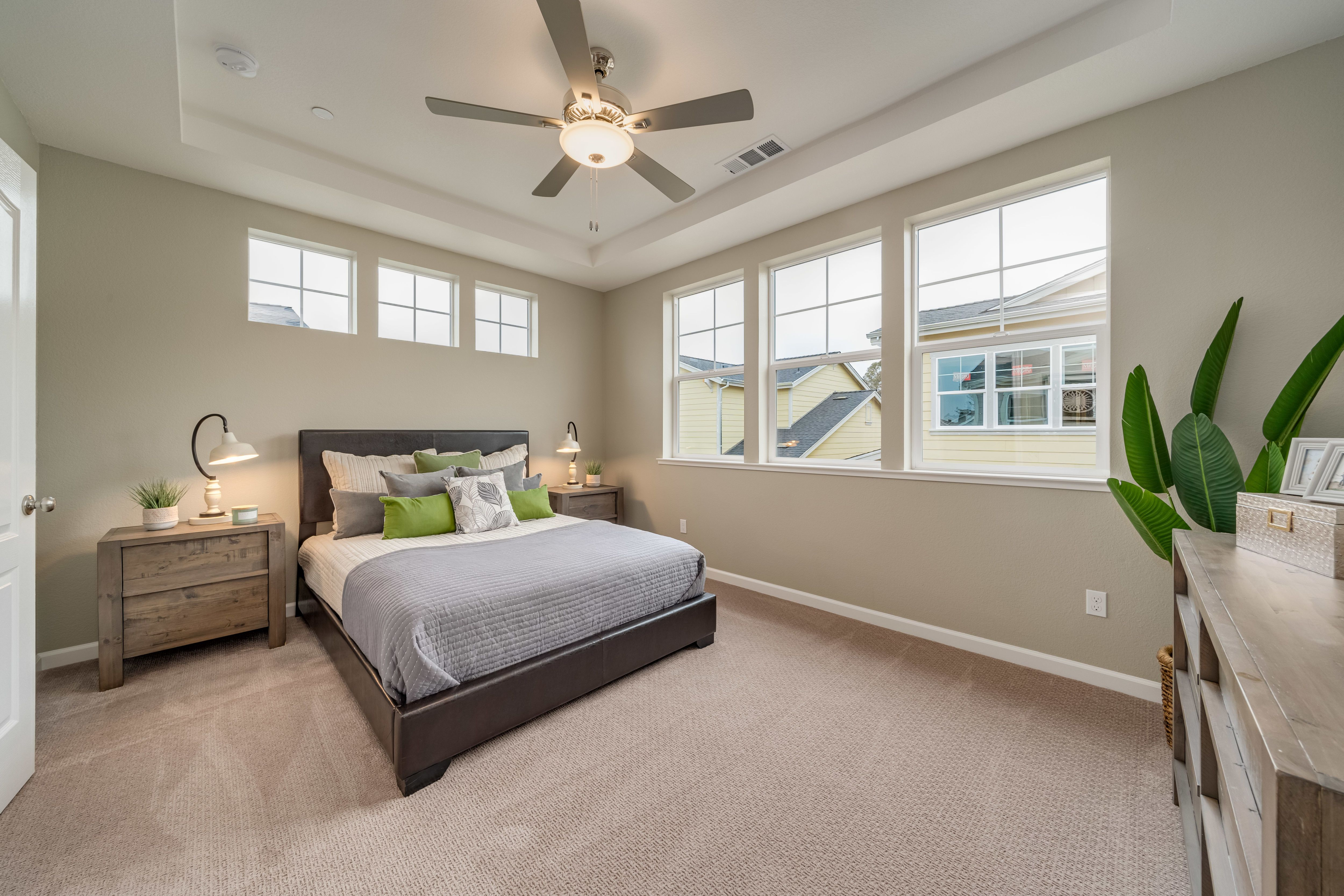 Bedroom featured in the Plan 5E By The Gardens in Santa Rosa, CA