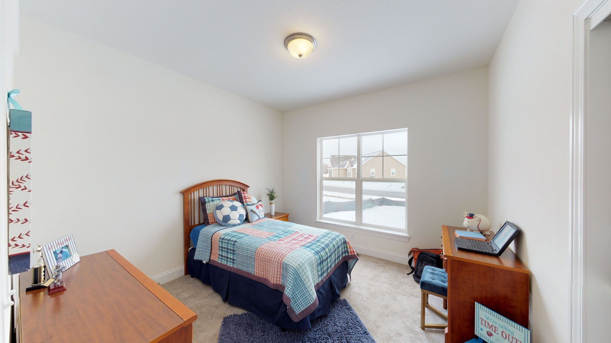 Bedroom featured in The Avery By Halen Homes in Milwaukee-Waukesha, WI