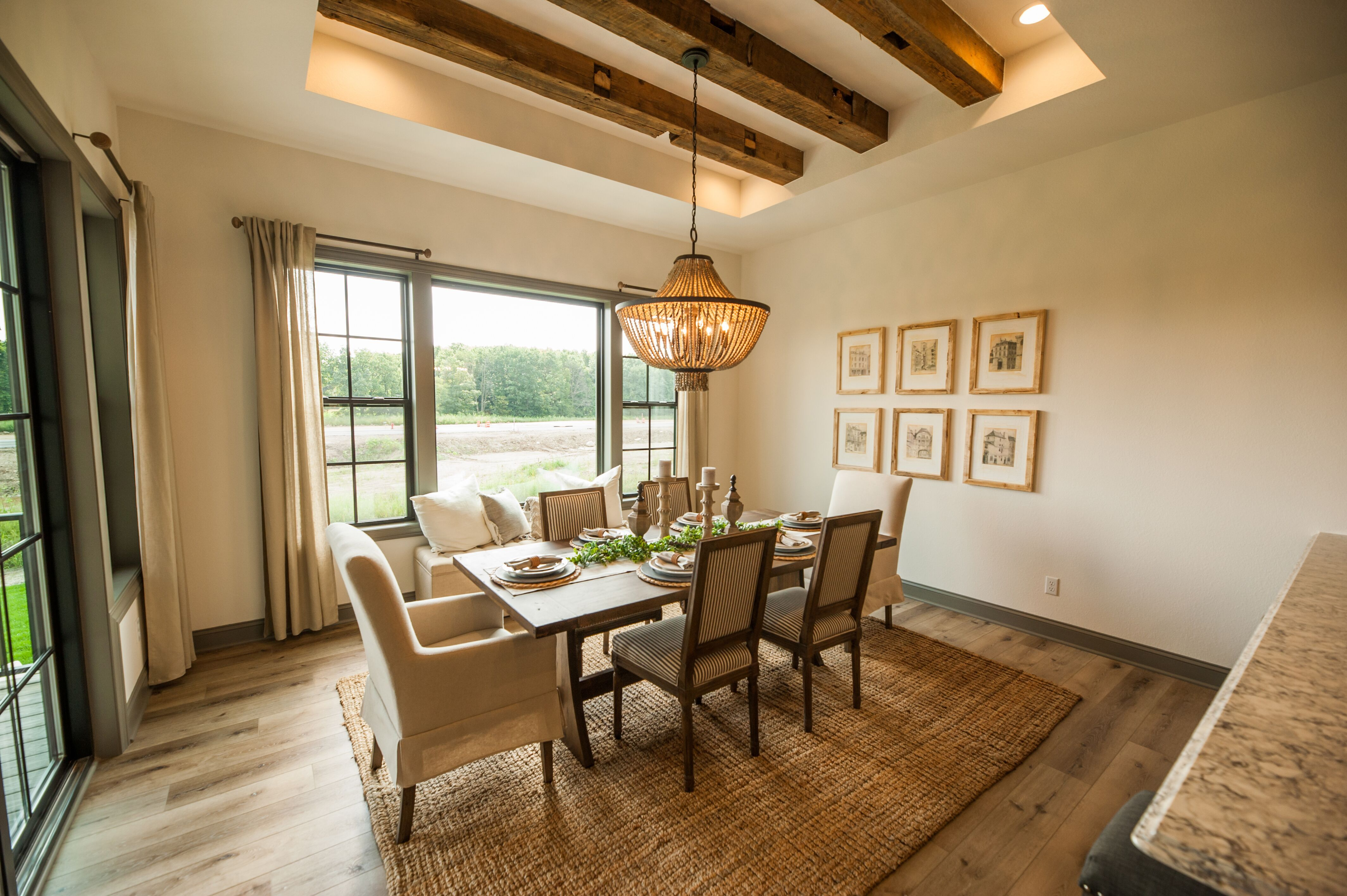 Living Area featured in The Marietta By Halen Homes in Milwaukee-Waukesha, WI