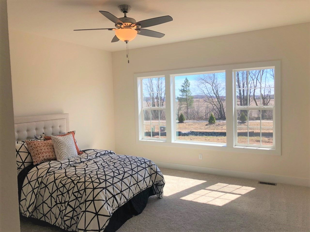 Bedroom featured in The Oxford By Halen Homes in Milwaukee-Waukesha, WI