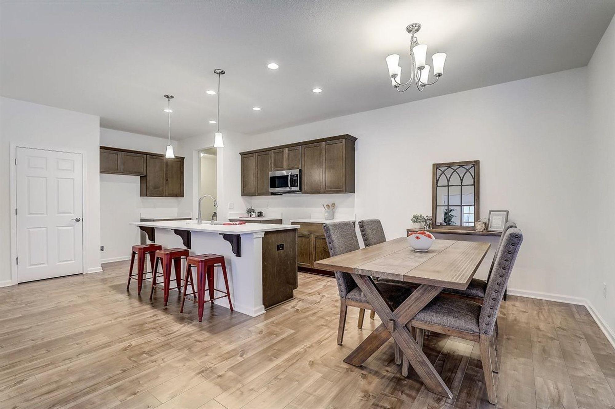 Kitchen featured in The Breckenridge By Halen Homes in Milwaukee-Waukesha, WI