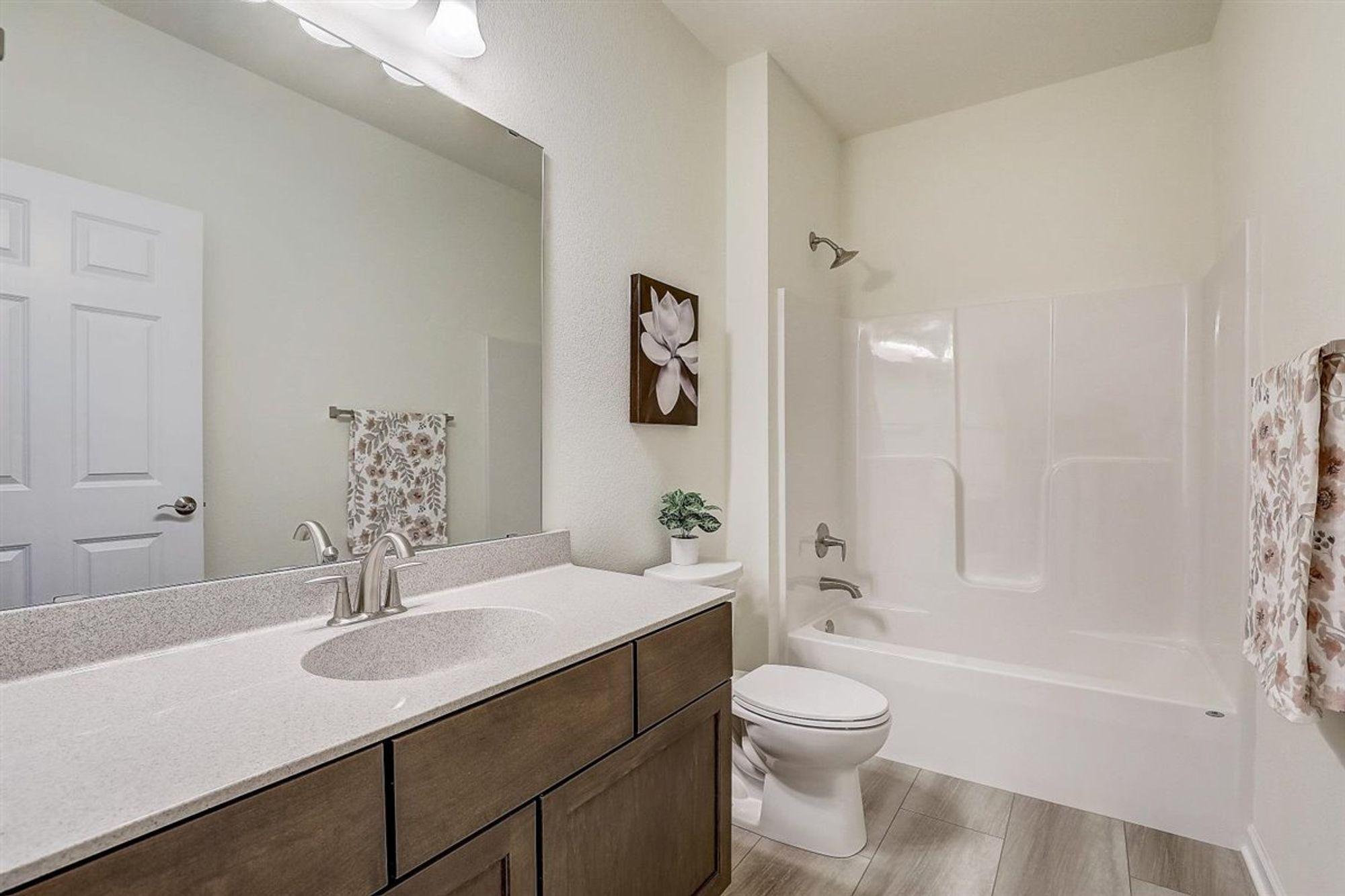 Bathroom featured in The Breckenridge By Halen Homes in Milwaukee-Waukesha, WI
