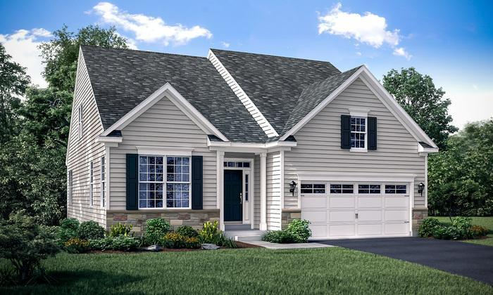 Exterior:Lafayette Traditional