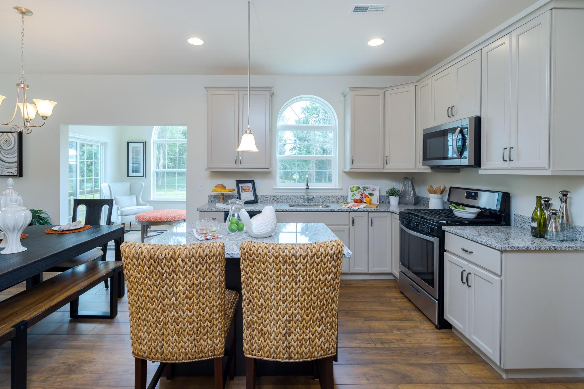 Kitchen-in-The Lincoln-at-The Reserve at Highgate-in-Breinigsville