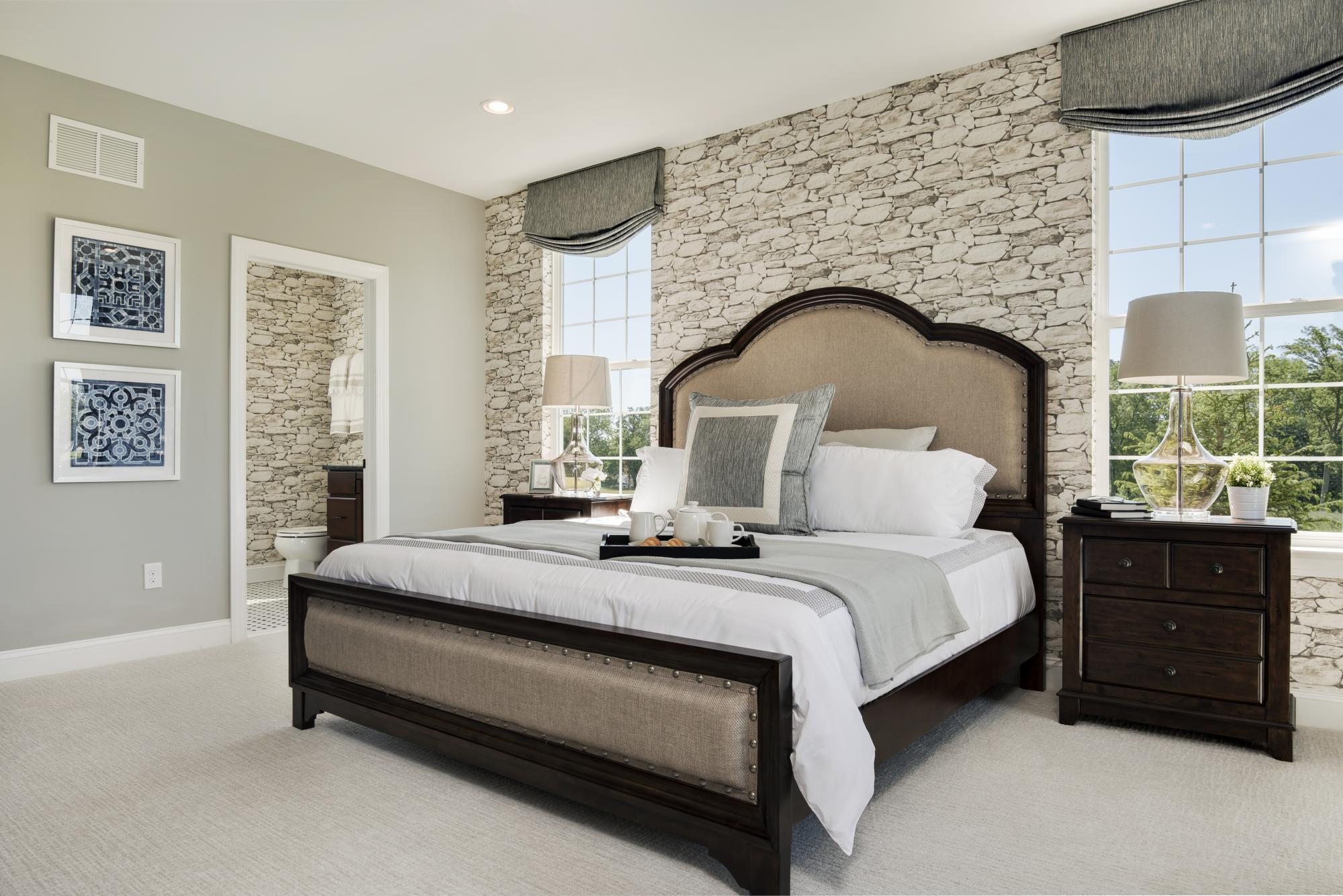 Bedroom featured in The Monroe By Hallmark Homes Group in Philadelphia, PA