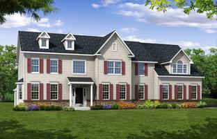 The Greenbrier - Mill Ridge: Chalfont, Pennsylvania - Hallmark Homes Group