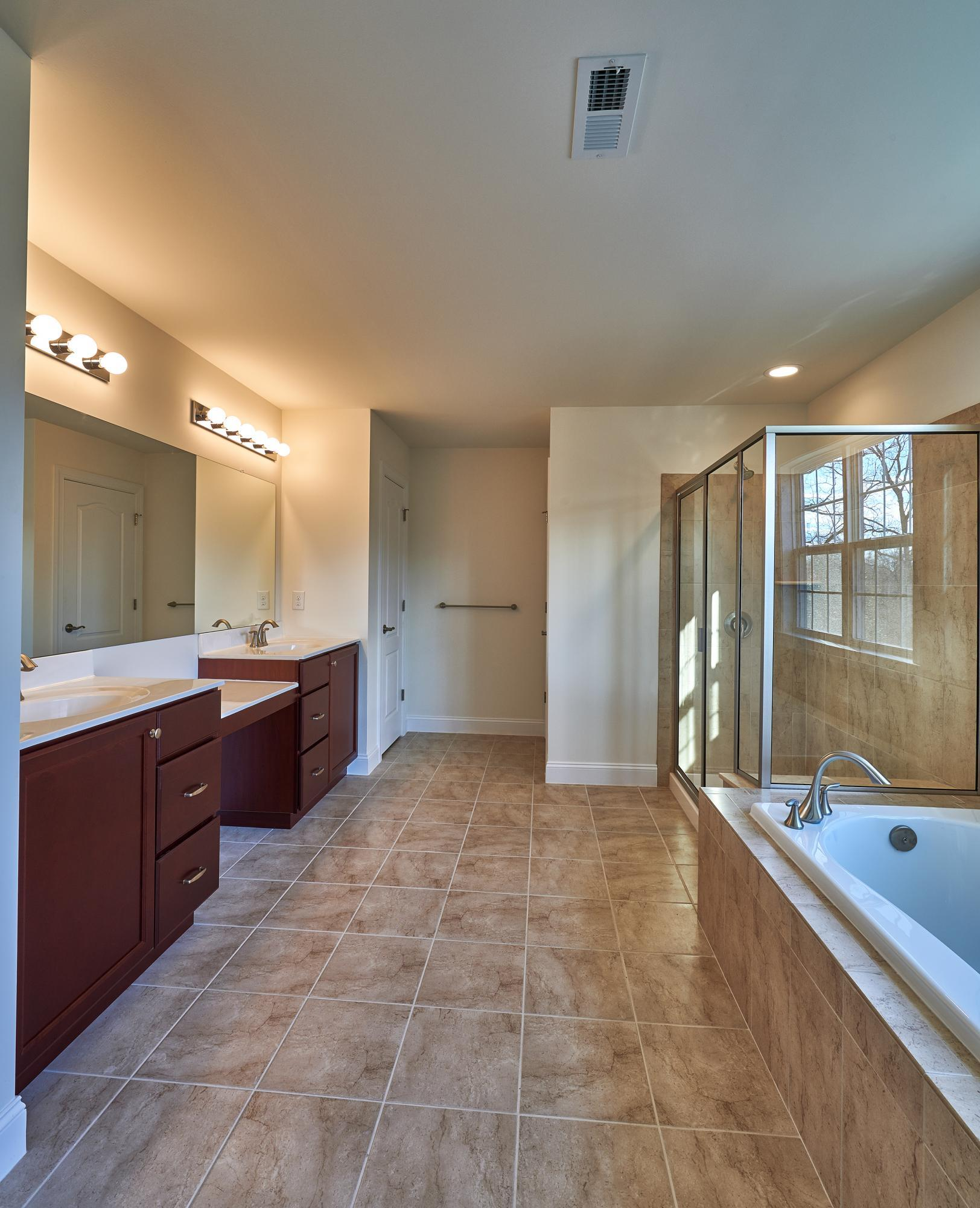 Bathroom featured in The Greenbrier By Hallmark Homes Group in Philadelphia, PA