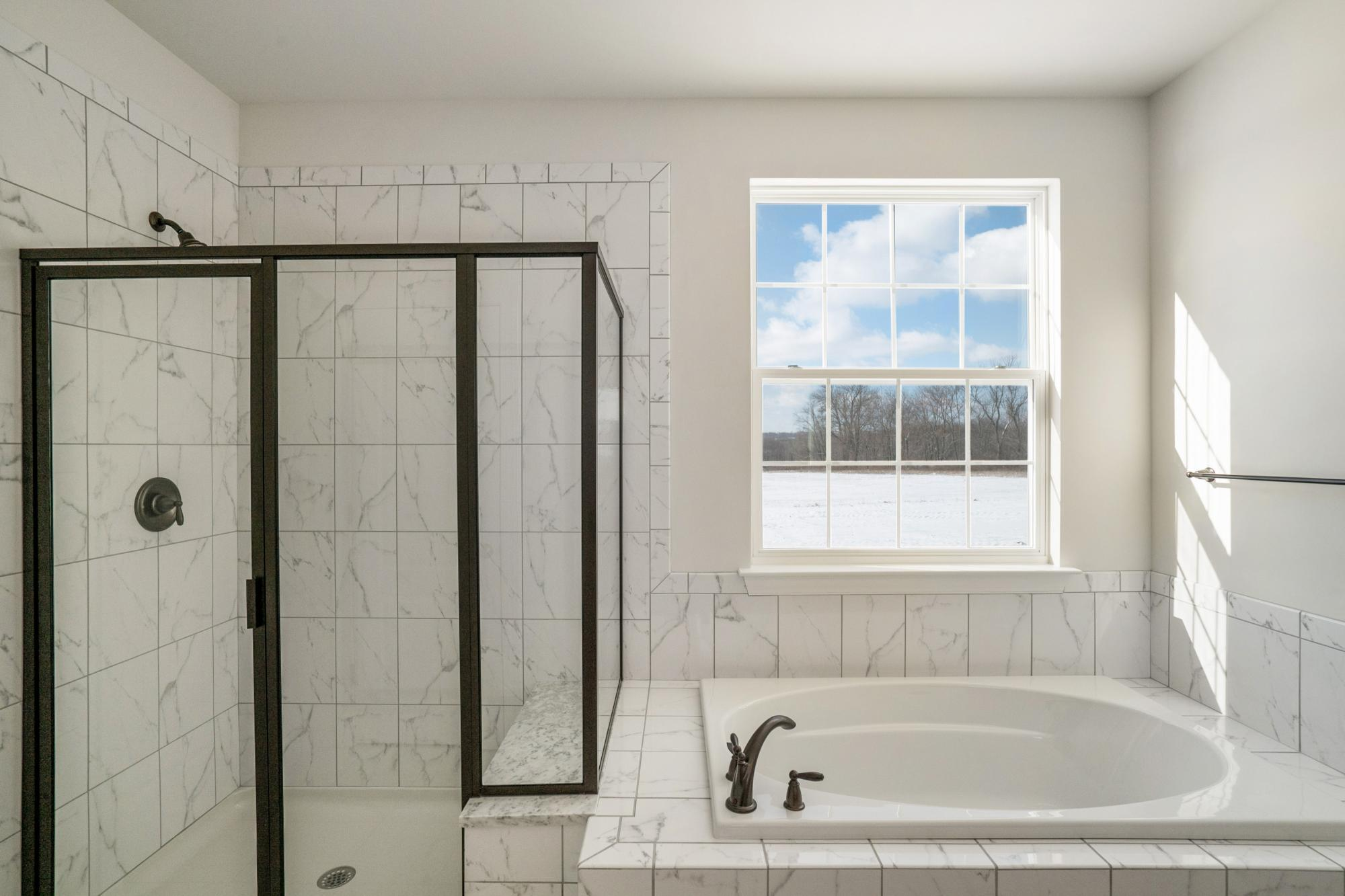 Bathroom featured in The Harrison-Side Entry By Hallmark Homes Group in Philadelphia, PA