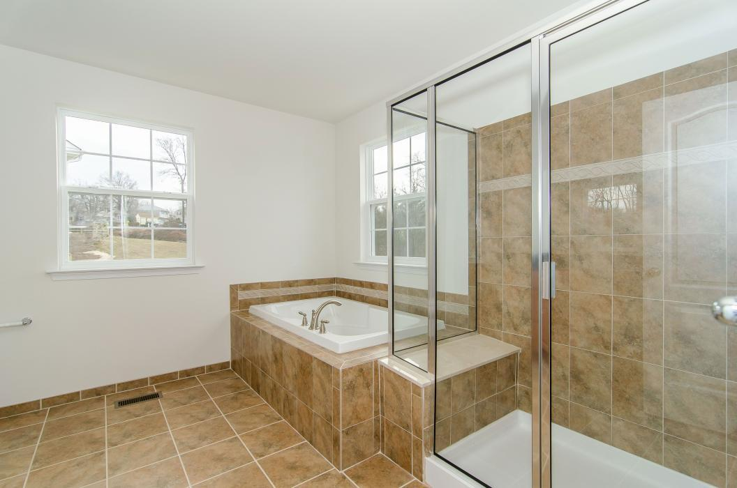 Bathroom featured in The Jackson-Side Entry By Hallmark Homes Group in Philadelphia, PA