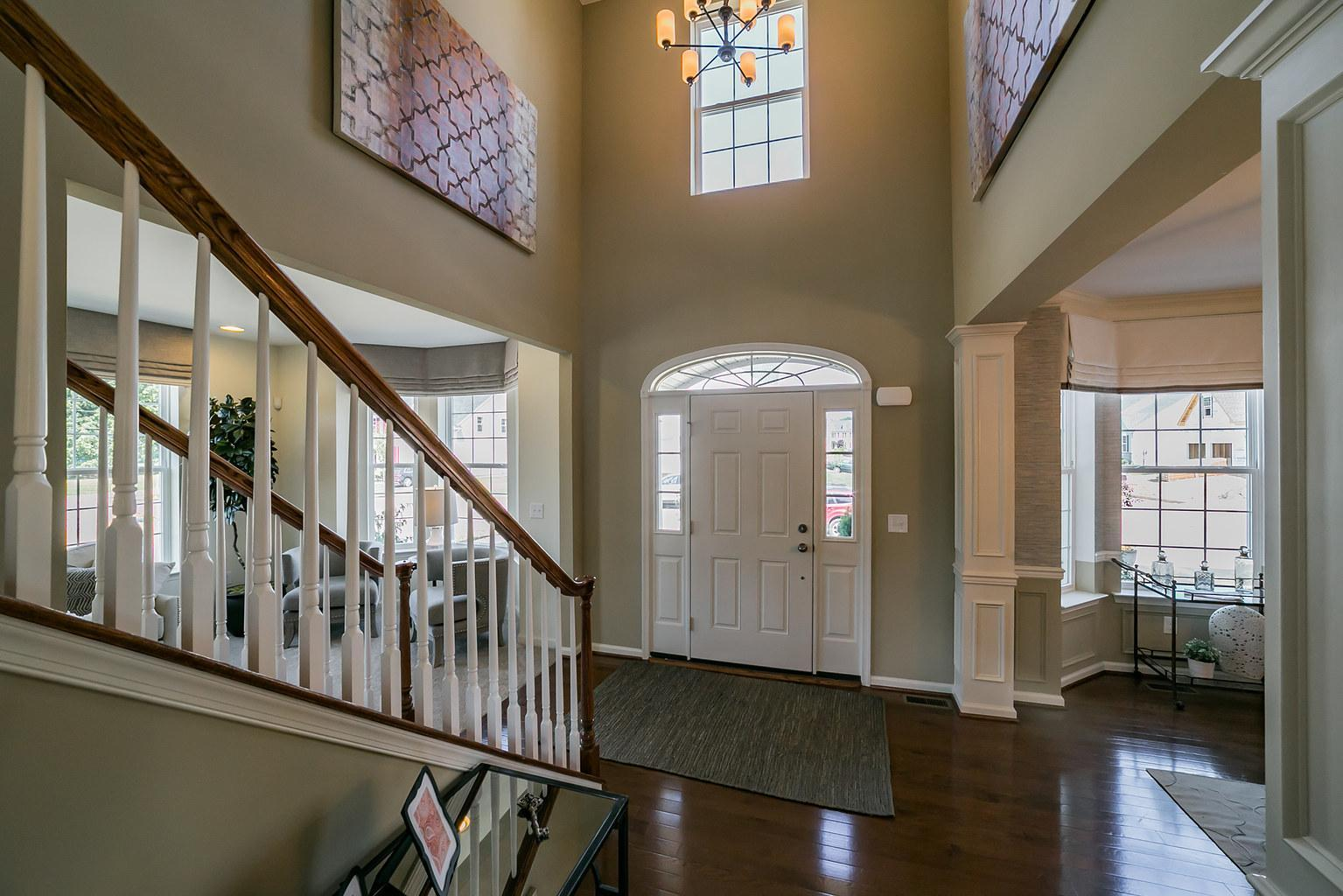 Living Area featured in The Jefferson-Side Entry By Hallmark Homes Group in Philadelphia, PA
