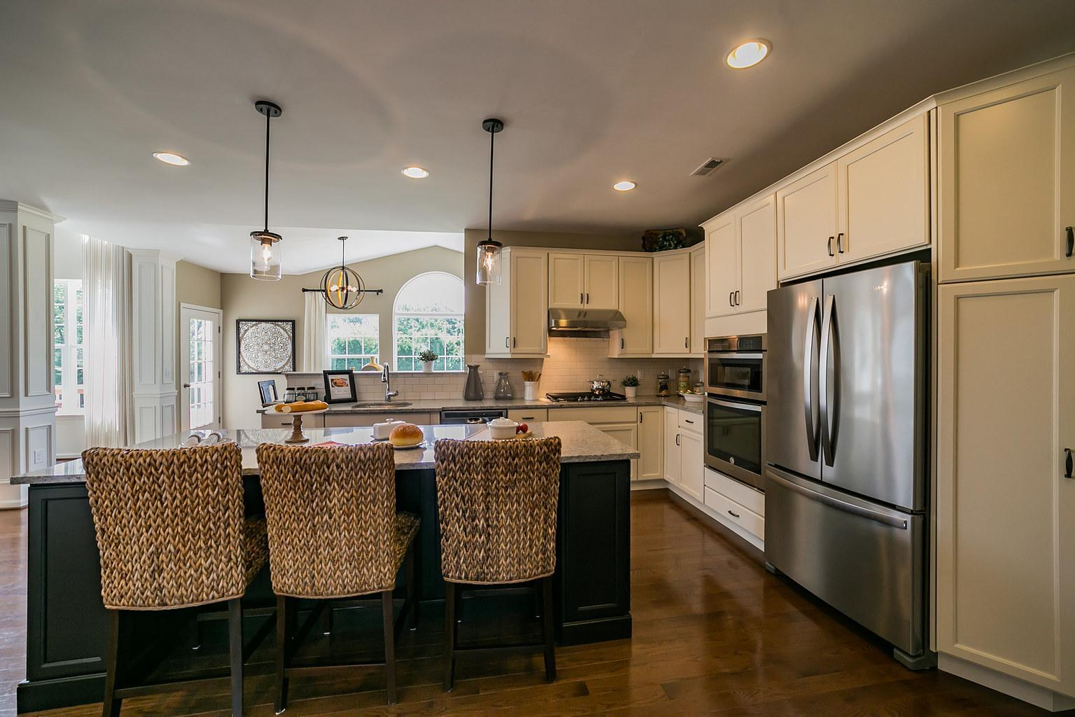 Kitchen featured in The Jefferson-Side Entry By Hallmark Homes Group in Philadelphia, PA